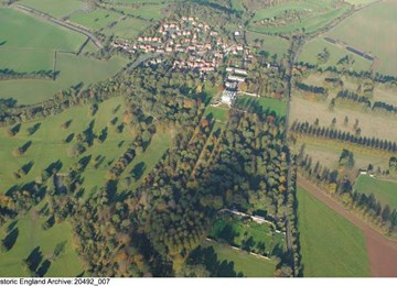 Hickleton Hall Barnburgh 1001151 Historic England
