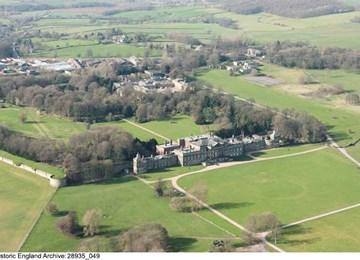 Wentworth Woodhouse Brampton Bierlow 1001163 Historic England