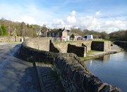 Bugsworth canal basin, tramway, quarry and limekilns, Chapel-en-le-Frith -  1021384 | Historic England
