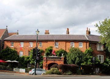 Red Lion Hotel Henley On Thames 1047731 Historic England