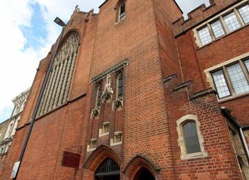 THE GUARDIAN ANGELS ROMAN CATHOLIC CHURCH, Tower Hamlets