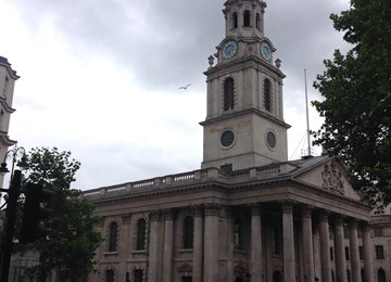 CHURCH OF ST MARTIN IN THE FIELDS, City of Westminster