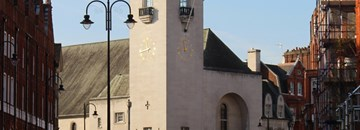 CHURCH OF ST COLUMBA (PRESBYTERIAN), Kensington and Chelsea