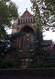 CATHOLIC APOSTOLIC CHURCH AND CHURCH HOUSE, City of