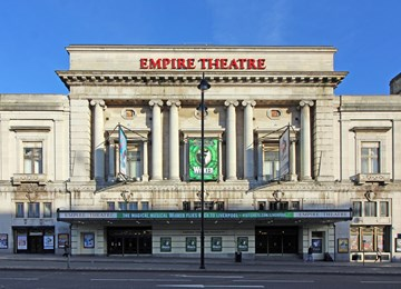 THE EMPIRE THEATRE, Liverpool - 1252934 | Historic England