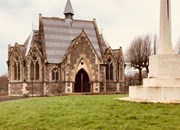 GREENBANK CEMETERY PAIR OF ATTACHED MORTUARY CHAPELS, City