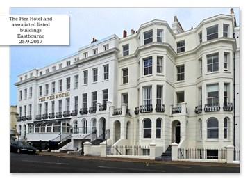 BELLE VUE HOTEL MIRAMAR HOTEL QUEEN'S MANSIONS, Eastbourne