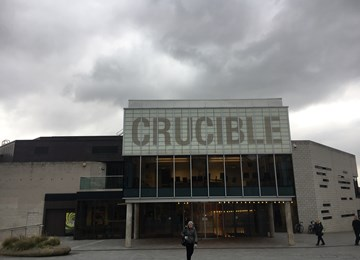 THE CRUCIBLE THEATRE, Sheffield - 1392311 | Historic England