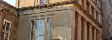 DORIC HOUSE AND ATTACHED WALL, Bath and North East Somerset