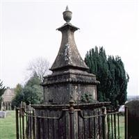 Elizabeth Pengree Memorial, The Square, Blockley - Cotswold