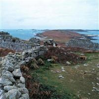 Post-medieval cottages, Samson, Tresco - Isles of Scilly (UA)