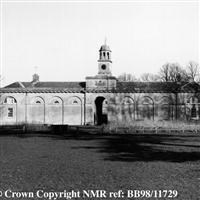 Stable block to Tottenham House, Great Bedwyn - Wiltshire (UA)