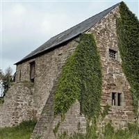 Outbuilding east of Marstow Court (formerly listed as the Granary at Marstow), Marstow - Herefordshire, County of (UA)