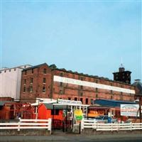 Ditherington Flax Mill: Spinning Mill, Shrewsbury