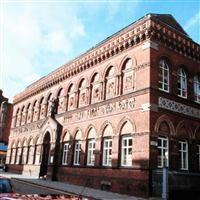 Former Wedgwood Institute (Public Library), Queen Street, Burslem - Stoke-on-Trent, City of (UA)