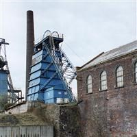 Chatterley Whitfield Colliery, Biddulph Road, Stoke-on-Trent - Stoke-on-Trent, City of (UA)