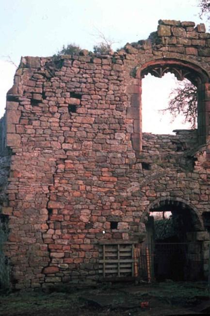 St Martins Priory Ruins, A6136, St. Martin's - Richmondshire