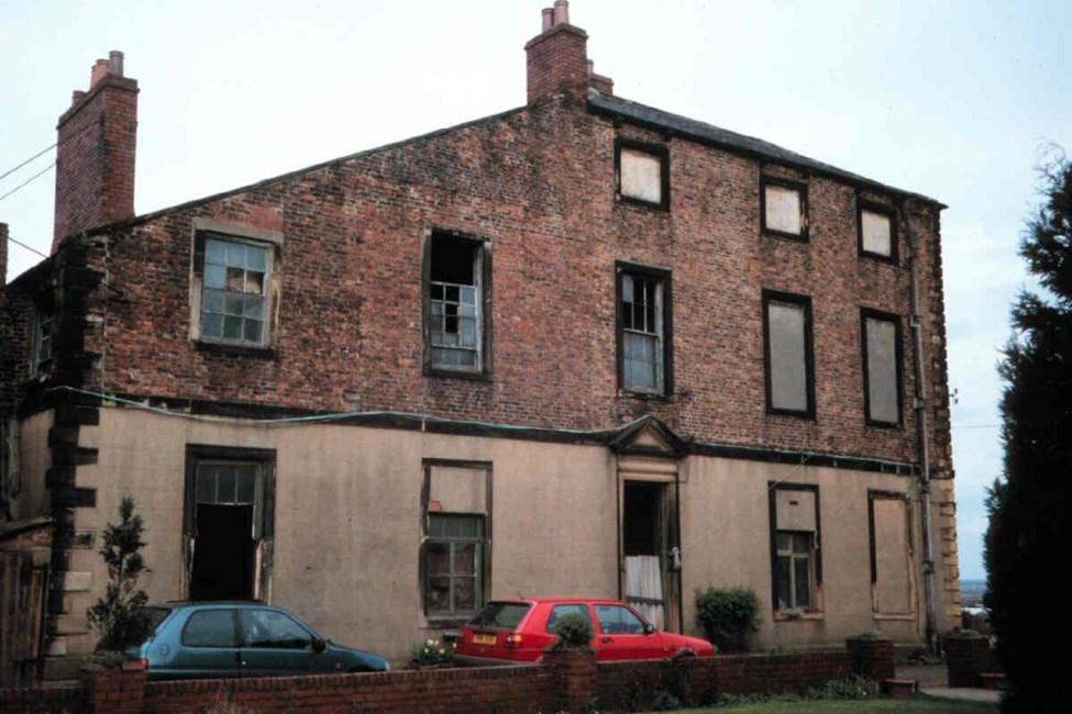 Thorpe Hall, Middleton Lane - Leeds