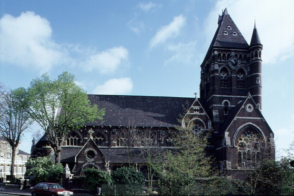 St Stephen's Church, Rosslyn Hill NW3 - Camden