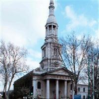 Church of St Leonard, Shoreditch High Street E1 - Hackney