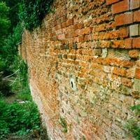 Garden walls and gateways north of Bramshill House, Bramshill - Hart
