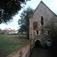 Greyfriars Monastery, Stour Street, Canterbury - Canterbury