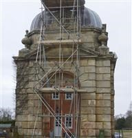 The East Boycott Pavilion, Stowe Landscape Garden, Stowe - Aylesbury Vale