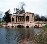 The Palladian Bridge, Stowe Landscape Garden, Stowe - Aylesbury Vale