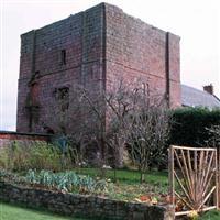 Wattlesborough Castle (uninhabited parts), Alberbury with Cardeston - Shropshire (UA)