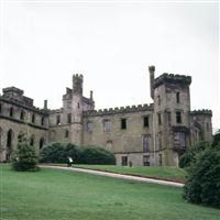 Alton Towers and attached garden walls and gatehouse, Alton Park, Farley - Staffordshire Moorlands