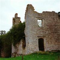 Ruins of Hampton Gay Manor House, Hampton Gay and Poyle - Cherwell