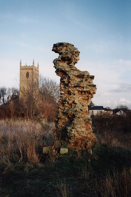 Rothwell Castle, Church Street (off) - Leeds
