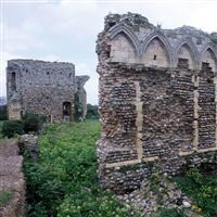 Ruins of Broomholm Priory, Abbey Street, Bacton - North Norfolk