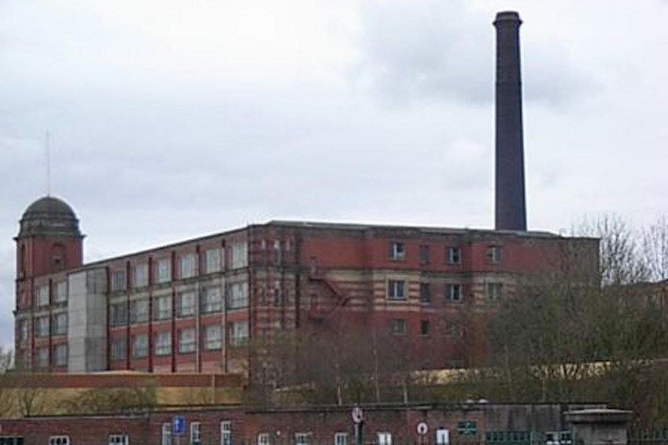 Leigh Spinners Mill, Park Lane - Wigan