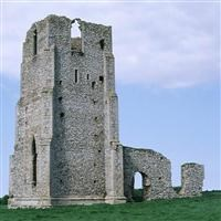 Ruins of Church of St Edmund, Egmere Road, Egmere, Walsingham / South Creake - King's Lynn and West Norfolk