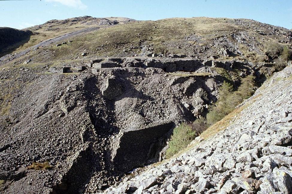 Greenside Lead Mine, Glenridding, Patterdale, Eden - Lake District (NP)