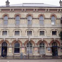 Battersea Park Station, Battersea Park Road SW8 - Wandsworth