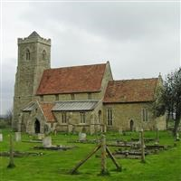 St Andrew's Church, Church End, Wood Walton - Huntingdonshire
