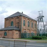 'F' Pit Museum - colliery engine house, Albany Way (East side) - Sunderland