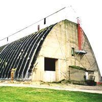 Phosphate rock silo (No. 15), Haverton Hill, Former ICI., Billingham - Stockton-on-Tees (UA)