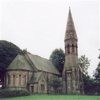 Former Chapel of St Mary in the grounds of Ellel Grange, Ellel - Lancaster