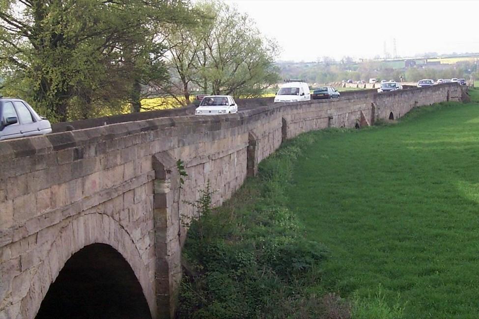 Swarkestone Bridge, Stanton by Bridge / Swarkestone - South Derbyshire