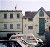 Former Chapel Mills, American Wharf, Elm Street - Southampton, City of (UA)