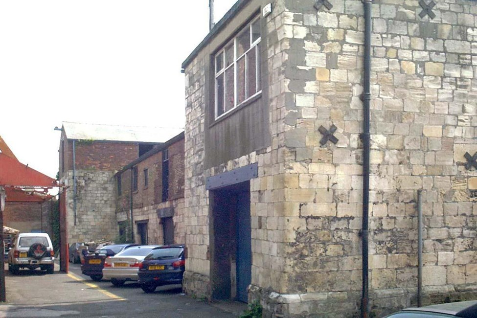 Abbot's Staith Buildings, Water Lane, Selby - Selby