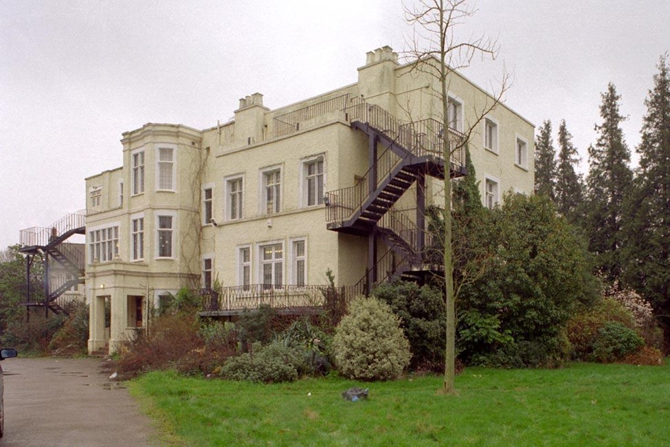 Norwood Hall, Norwood Green Road, Southall - Ealing