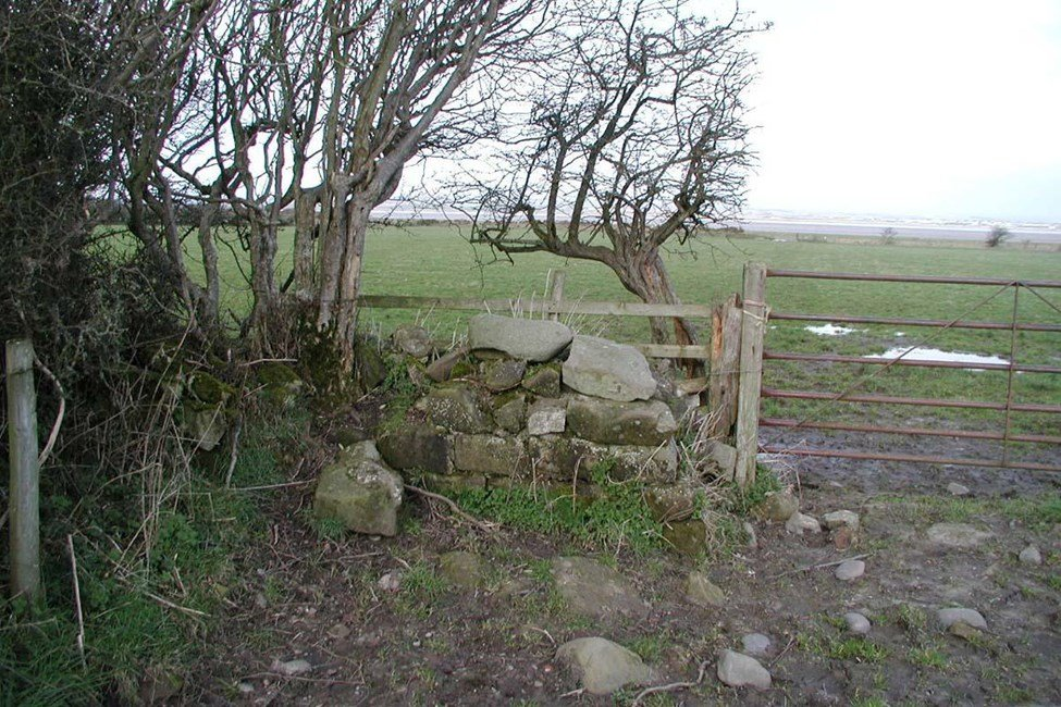 Hadrian's Wall between Port Carlisle and Bowness on Solway, Port Carlisle, Bowness - Allerdale