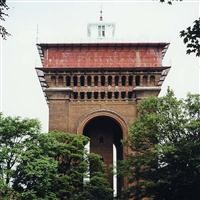 "Municipal Water Tower ""Jumbo"", Balkerne Passage, Colchester - Colchester"