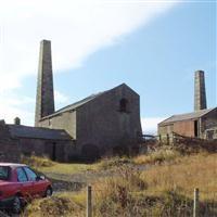 Stublick Colliery beam engine house, Haydon - Northumberland (UA)
