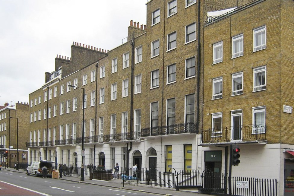 94 and 100, Gloucester Place W1 - Westminster, City of