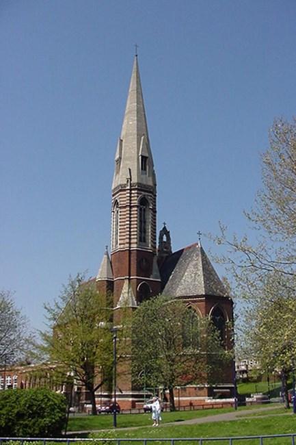 Church of St Mary Magdalene, Rowington Close, Paddington W2 - Westminster, City of